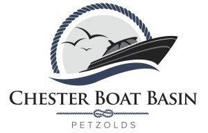 Chester Boat Basin logo
