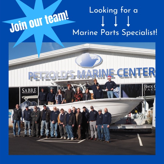 Marine Parts Specialist