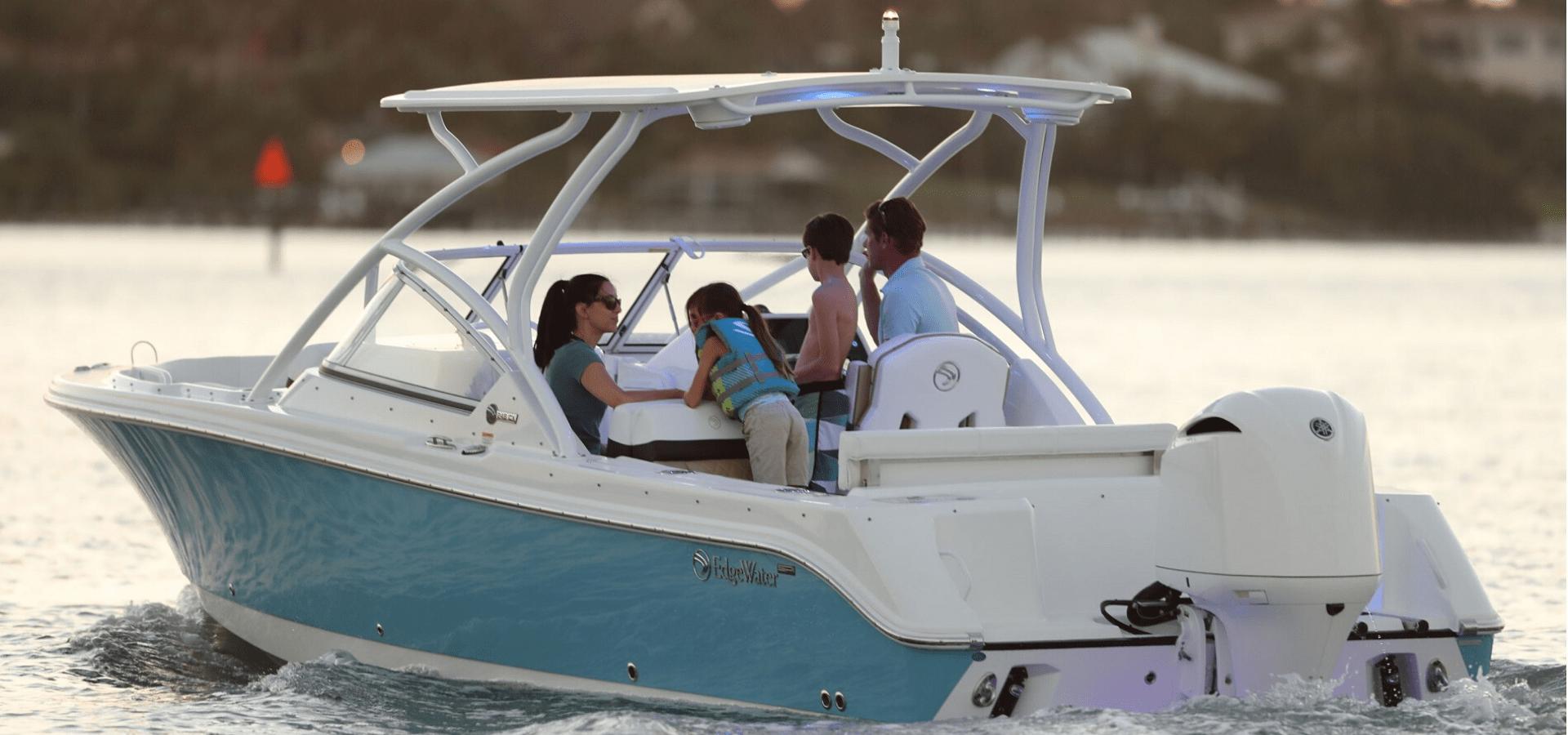 EdgeWater boat