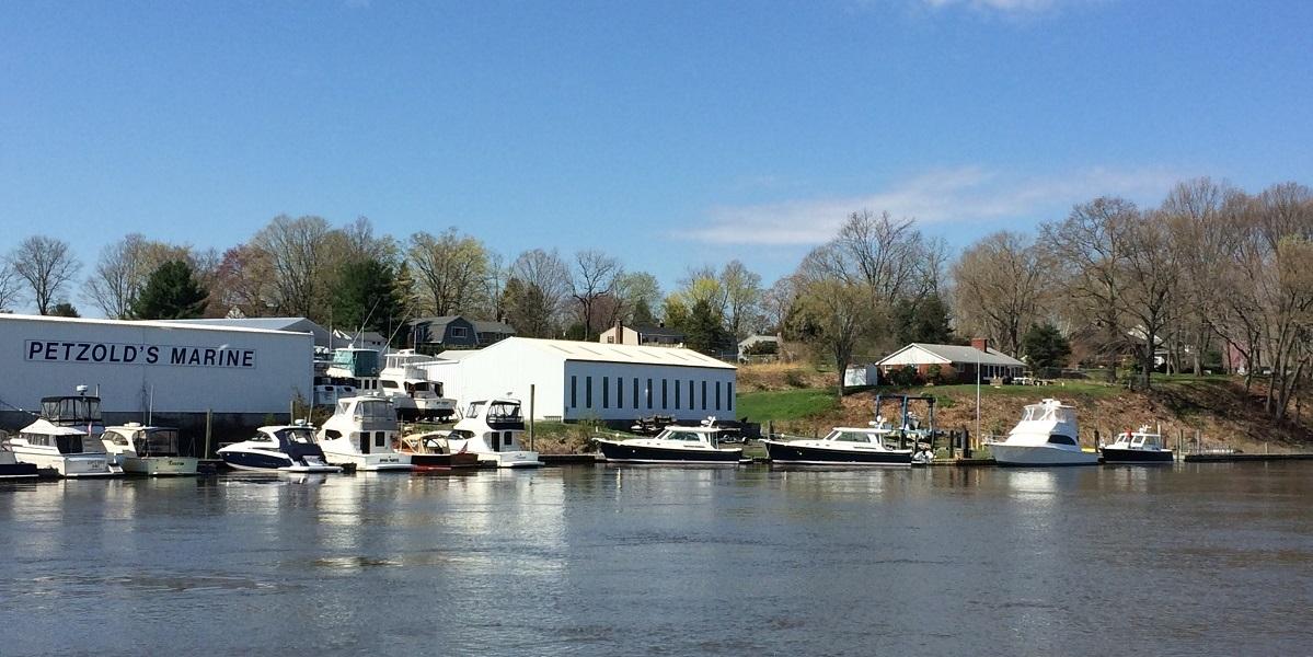 docks in water