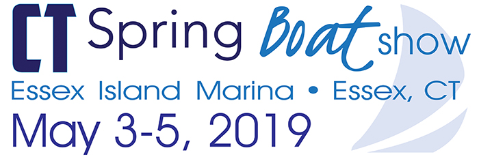 CT Spring Boat Show logo