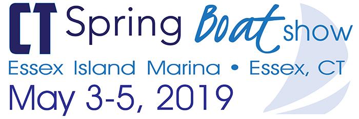 CT Spring Boat Show logo