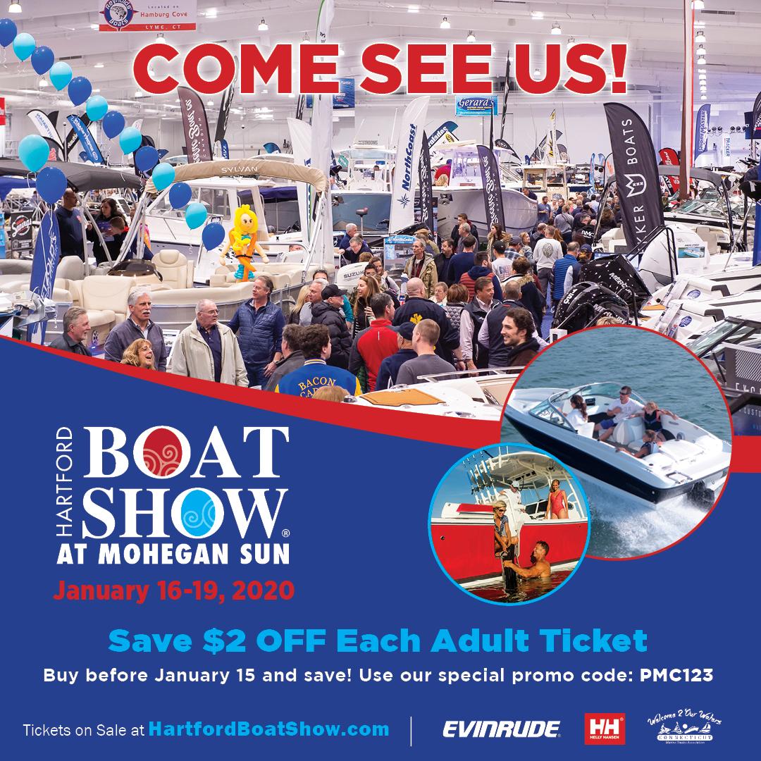 Hartford boat show coupon code